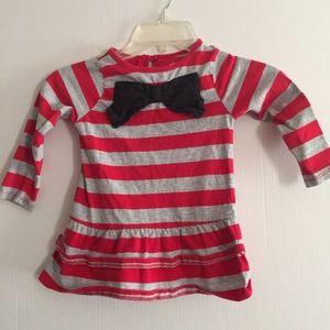 Girls Carter's Striped Top